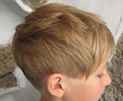 Laste juukselõikus