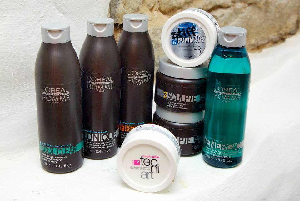 Meeste šampoonid