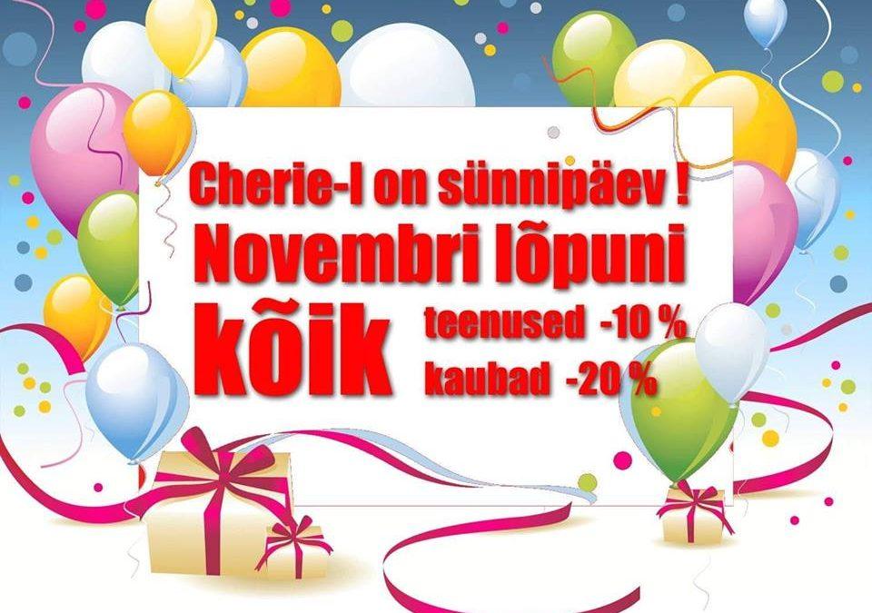 Offer in November